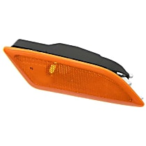 FER LR00039 Turn Signal Light Bumper - Replaces OE Number 204-906-74-01