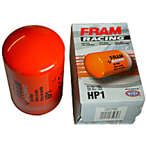 C4 Oil Filter - Cartridge, Direct Fit, Sold individually