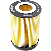 CH9955 Oil Filter - Cartridge, Direct Fit, Sold individually