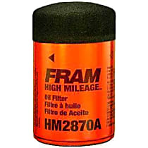 HM2870A Oil Filter - Canister, Direct Fit, Sold individually