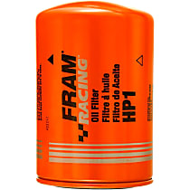 Fram HP1 Oil Filter - Canister, Direct Fit, Sold individually