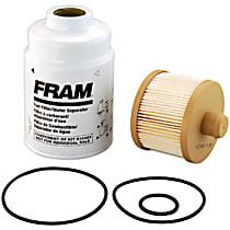 K10489 Fuel/Water Separator Filter - Direct Fit