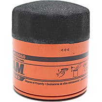 PH10060 Oil Filter - Canister, Direct Fit, Sold individually