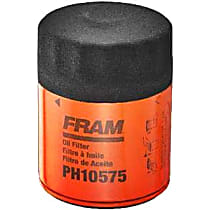 PH10575 Oil Filter - Canister, Direct Fit, Sold individually