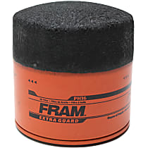 PH16 Oil Filter - Canister, Direct Fit, Sold individually