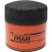Fram PH16 Oil Filter - Canister, Direct Fit, Sold individually