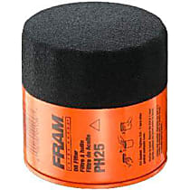 PH25 Oil Filter - Canister, Direct Fit, Sold individually