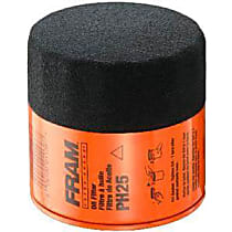 Fram PH25 Oil Filter - Canister, Direct Fit, Sold individually