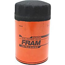 PH2870A Oil Filter - Canister, Direct Fit, Sold individually