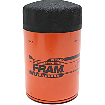 PH3600 Oil Filter - Canister, Direct Fit, Sold individually