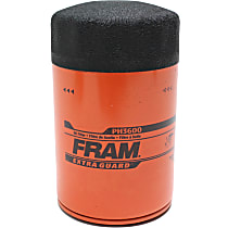 Fram PH3600 Oil Filter - Canister, Direct Fit, Sold individually