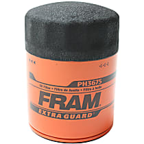 PH3675 Oil Filter - Canister, Direct Fit, Sold individually