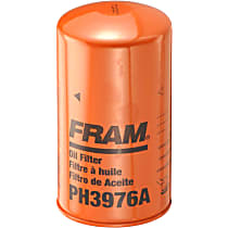 PH3976AFP Oil Filter - Canister, Direct Fit, Sold individually