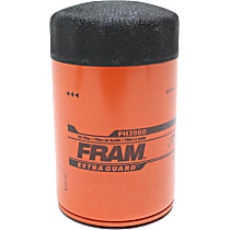 PH3980 Oil Filter - Canister, Direct Fit, Sold individually