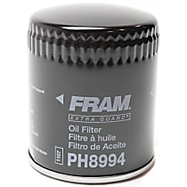 PH8994 Oil Filter - Canister, Direct Fit, Sold individually