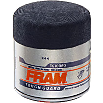 Fram TG10060 Oil Filter - Canister, Direct Fit, Sold individually