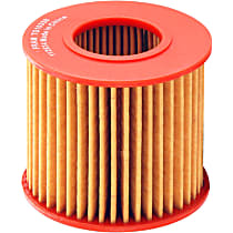TG10358 Oil Filter - Cartridge, Direct Fit, Sold individually