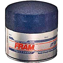 Fram TG16 Oil Filter - Canister, Direct Fit, Sold individually