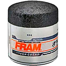 TG3506 Oil Filter - Canister, Direct Fit, Sold individually
