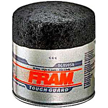 TG3593A Oil Filter - Canister, Direct Fit, Sold individually