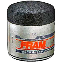 Fram TG3614 Oil Filter - Canister, Direct Fit, Sold individually