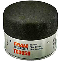 TG3950 Oil Filter - Canister, Direct Fit, Sold individually