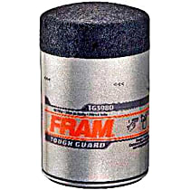 TG3980 Oil Filter - Canister, Direct Fit, Sold individually