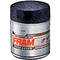 Fram TG7317 Oil Filter - Canister, Direct Fit, Sold individually