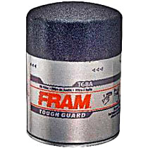 Fram TG8A Oil Filter - Canister, Direct Fit, Sold individually