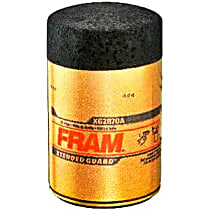 XG2870A Oil Filter - Canister, Direct Fit, Sold individually