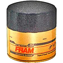 XG2 Oil Filter - Canister, Direct Fit, Sold individually