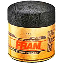 XG3614 Oil Filter - Canister, Direct Fit, Sold individually