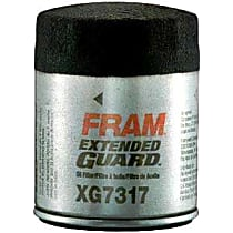 XG7317 Oil Filter - Canister, Direct Fit, Sold individually