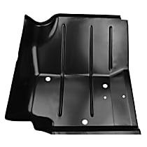 0480-226 R Floor Pan Repair Panel - Primed, Steel, Direct Fit