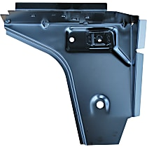 Key Parts 0480-229 Floor Panel - Direct Fit, Sold individually