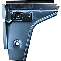 Key Parts 0480-230 Floor Panel - Direct Fit, Sold individually
