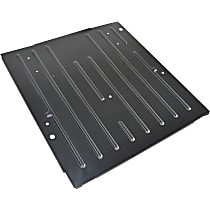Key Parts 0480-321 Floor Panel - Direct Fit, Sold individually