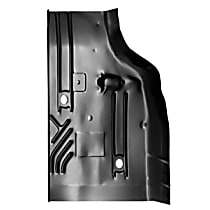 0482-223 L Floor Pan - Direct Fit, Sold individually