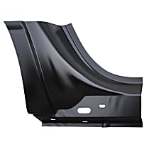 0723-122 R Wheel Arch Repair Panel - Passenger Side, Direct Fit, Sold individually