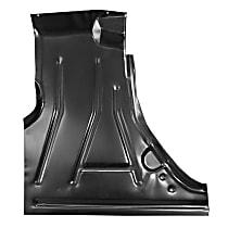 0810-221 L Floor Pan Repair Panel - Primed, Steel, Direct Fit