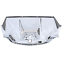 Hood Insulation - Chrome, Direct Fit, Sold individually