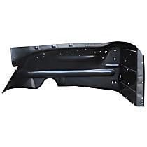 0846-366 R Splash Shield - - Passenger Side (Inner Fender), Plastic