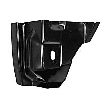 0847-266 R Pillar Panel - Primed, Steel, Direct Fit
