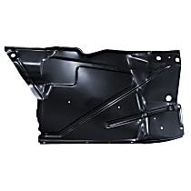 0847-366 R Splash Shield - - Passenger Side (Inner Fender), Plastic