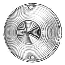 0847-526 Parking Light Lens - Clear, Direct Fit