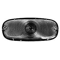 0847-530 Parking Light Lens - Clear, Direct Fit