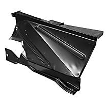 0848-365 L Splash Shield - - Driver Side (Inner Fender), Plastic