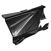 0848-366 R Splash Shield - - Passenger Side (Inner Fender), Plastic