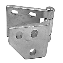 0849-208 R Door Hinge - Passenger Side, Lower, Stainless Steel, Steel, Direct Fit, Sold individually