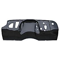 0849-229 Dash Panel - Black, Plastic, Direct Fit